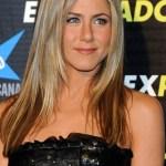 Jennifer Aniston Long Sleek Hairstyles: Sexy Ombre Hair!!!