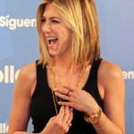 Jennifer Aniston Short Hairstyles: Straight Bob Haircut
