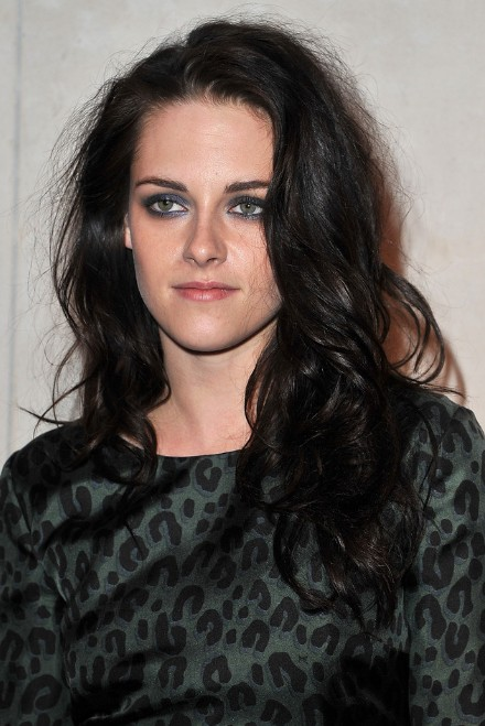 Kristen Stewart Long Curly Hairstyle Hairstyles Weekly