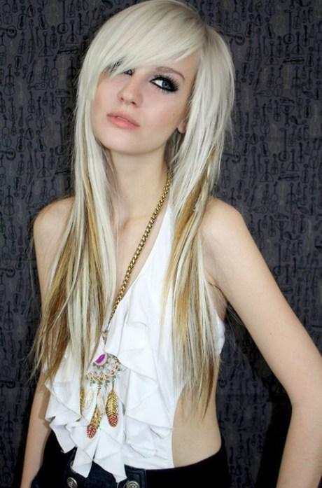 2013 Long Scene Hairstyles for Girls