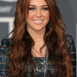 Miley Cyrus Long Red Hairstyle 2012 - 2013 Hair Color Trends