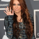 Miley Cyrus Long Red Hairstyles
