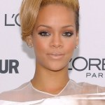 Rihanna Elegant Alternative Short Straight Hairstyle