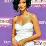 Rihanna Short Haircut: Curly Black Bob Hairstyles