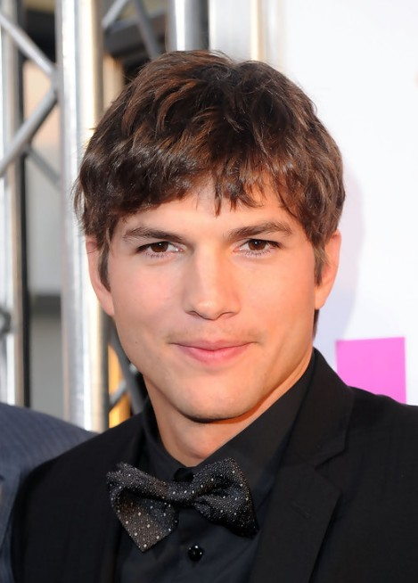 Ashton Kutcher Haircut Short Taper Haircut Hairstyles