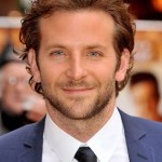 Bradley Cooper Comb Backwards Hairstyle