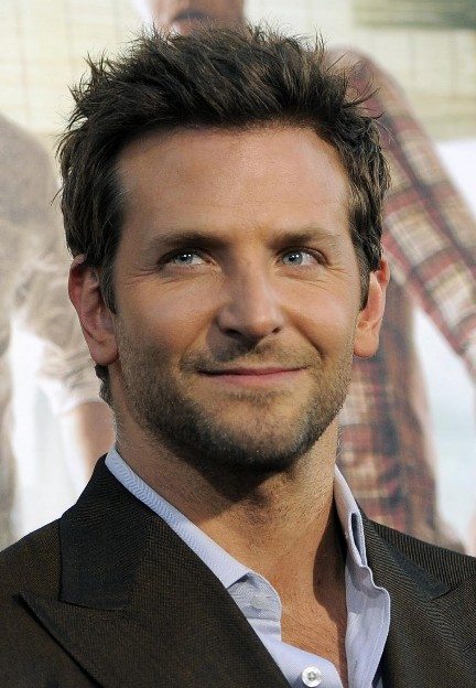 Bradley Cooper Short Haircut