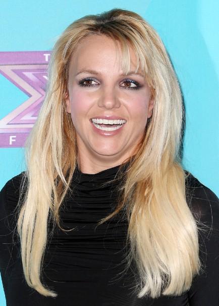 Britney Spears Long Hairstyles