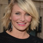 Cameron Diaz Short Bob Hairstyles