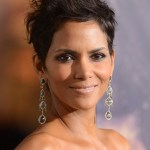 Halle Berry Pumped Up Pixie Cut
