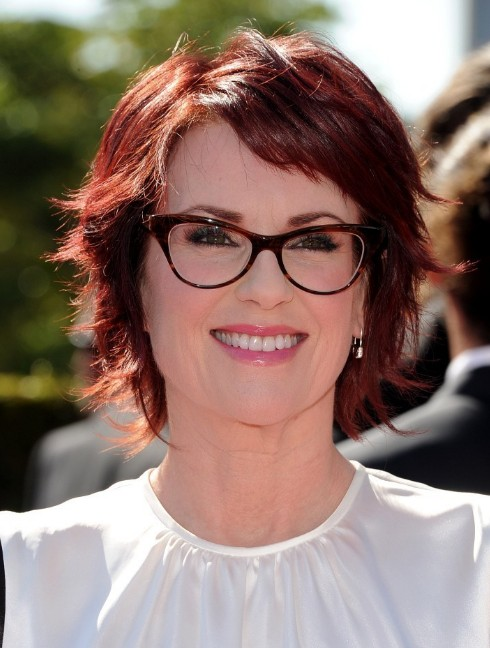 Layered Short Hairstyles for Women over 50