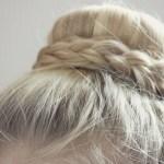 Classic Bun Hairstyles tumblr