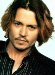 johnny depp haircut fashion ombre
