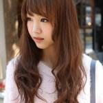 Korean Girls Long Hairstyle