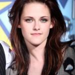 Kristen Stewart Long Red Hairstyle for Women