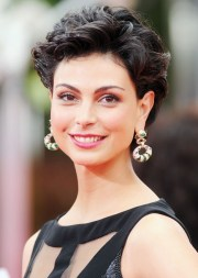 morena baccarin hairstyle sexy