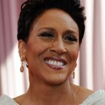 Robin Roberts Short Flipped Bangs
