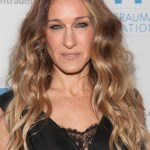Sarah Jessica Parker Long Curly Hairstyle