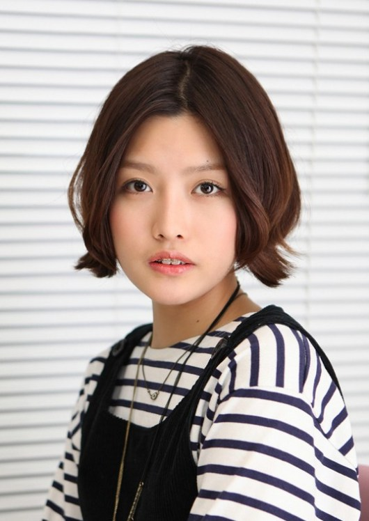 Short Asian Hairstyles for Women