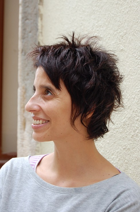2013 Textured Pixie Hairstyles For Women Short Hairstyle