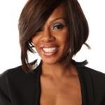 Wendy Raquel Robinson Graduated Bob Hairstyle