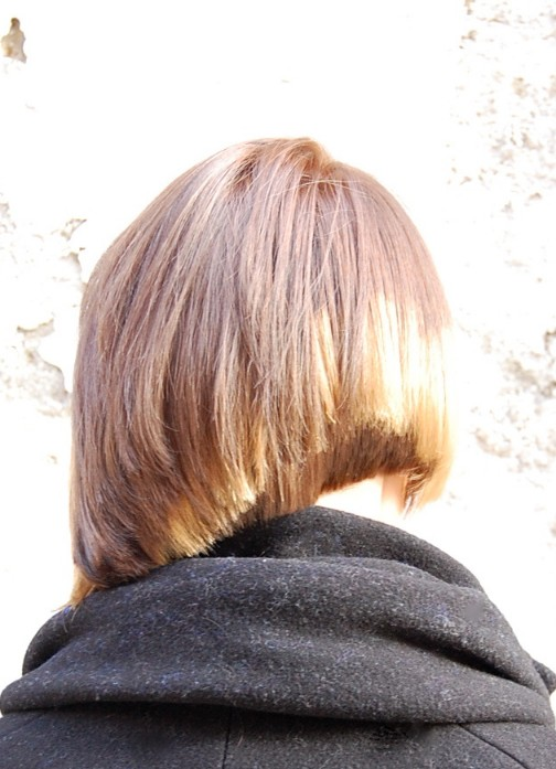 Trendy Short Haircut for Women Contrasts  Hip Cut  Cool Colour  Hairstyles Weekly