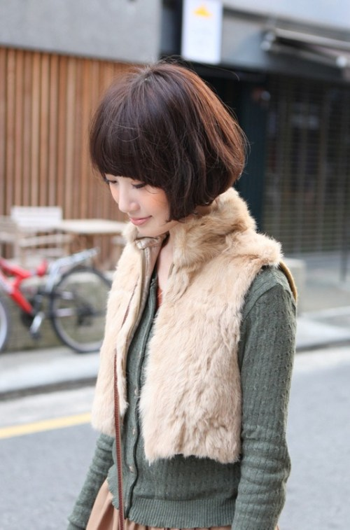 Best Short Bob Hairstyles for Asian Ladies