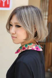 japanese hairstyles chin-length