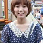 Cute Korean Mushroom Haircut with Bangs - Kpop Haircut