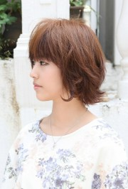 asian hairstyles soft & casual