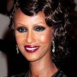Iman Finger Wave Hairstyle