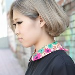 Japanese Girls Short Bob Hairstyles 2013