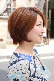 hairstyle short