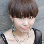 Trendy Short Asian Haircut 2013 - Cute Wedge Haircut for Women