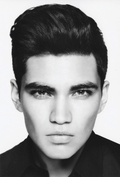 Mens hairstytles 2013
