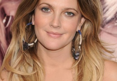Drew Barrymore Hairstyles Gallery Updos Medium Long
