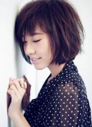 cute short haircuts asian