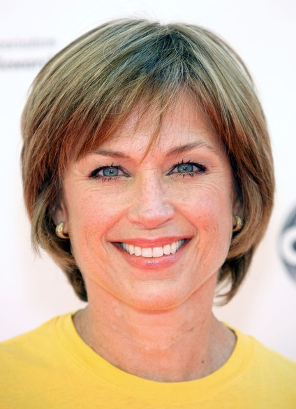 Dorothy Hamill Haircut : dorothy, hamill, haircut, Chic,, Short, Haircut, Women, Dorothy, Hamill's, Hairstyle, Hairstyles, Weekly