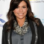 Layered long hairstyle for thick hair 2014 - Rachael Ray's hairstyle