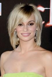 celebrity short bob hairstyles