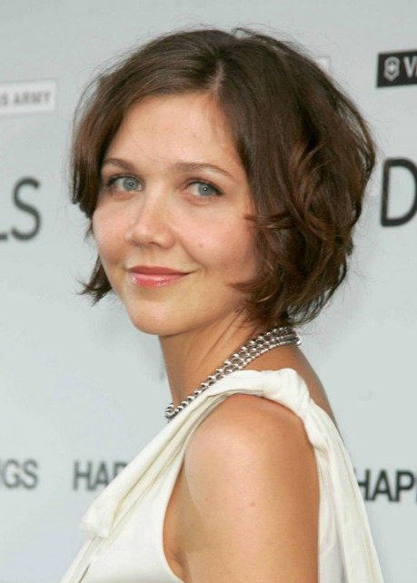 Maggie Gyllenhaal Short Hair Style for 2015 - Hot Mom's Hairstyles