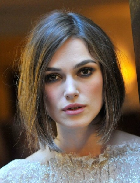 Bob Hairstyles for 2014 - Sharply Angled Bob Haircut with Smooth Line