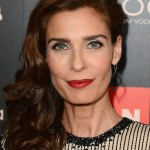 Kristian Alfonso's hairstyles - long brown wavy hairstyle for women
