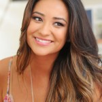 Shay Mitchell hairstyle - 2014 long ombre hairstyle