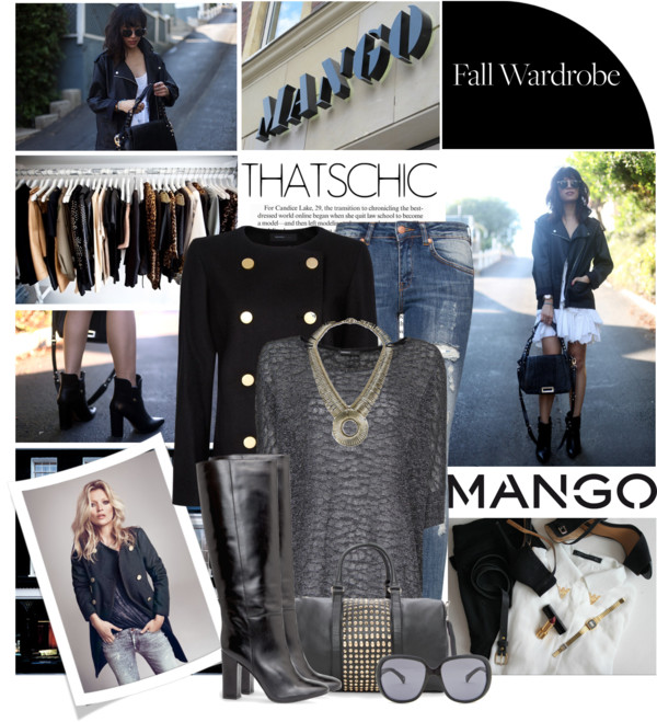 Winter Aesthetic with Mango and That's Chic