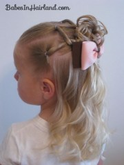 cute hairstyles little girls