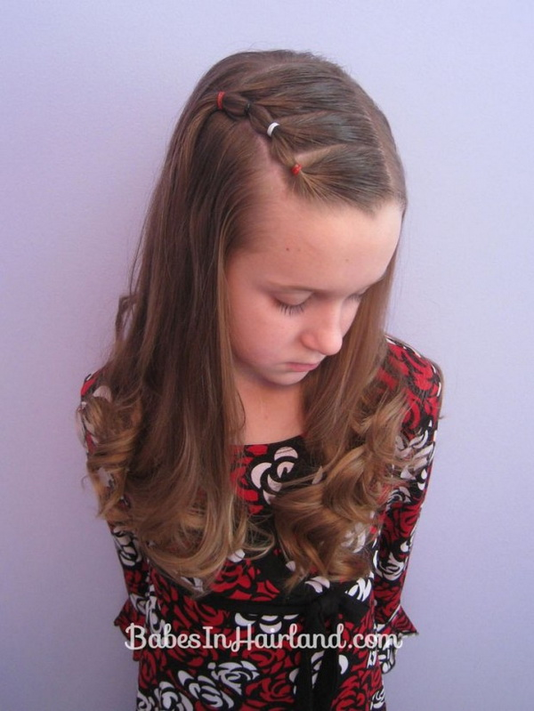 28 Cute Hairstyles For Little Girls Hairstyles Weekly