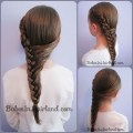 Hairstyles for girls braid hairstyles for long hair 1950s hairstyles