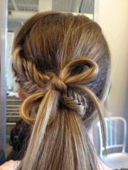 quick & easy school hairstyles