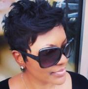 popular short black hairstyles